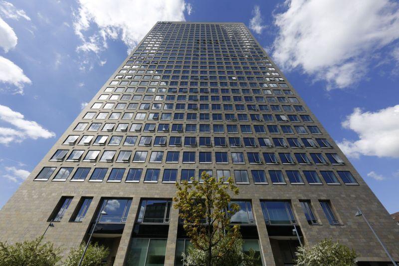 IBC Händlerzentrum Frankfurt - Fassade