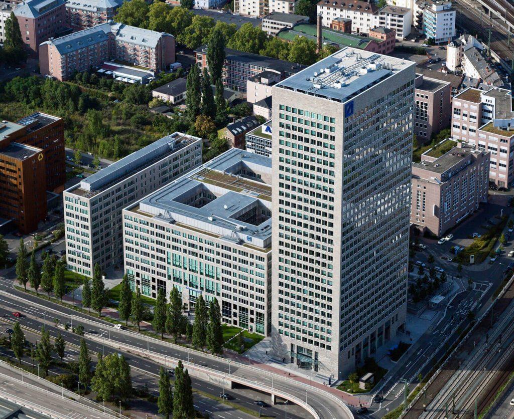 IBC Händlerzentrum Frankfurt - Luftbild