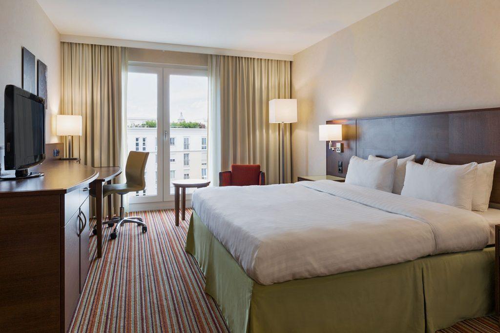 Marriott Hotel & Residence Inn München - Zimmer