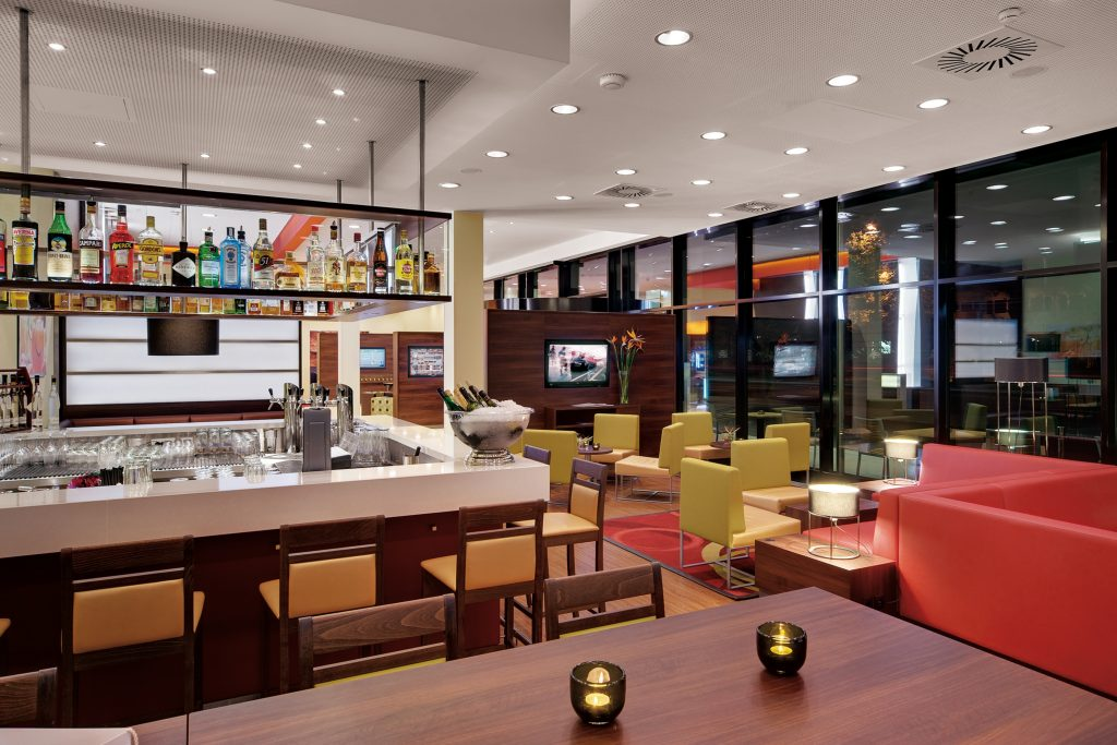 Marriott Hotel & Residence Inn München - Barbereich