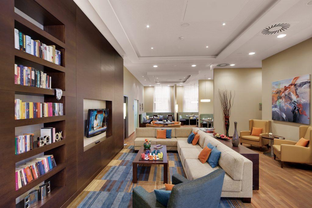 Marriott Hotel & Residence Inn München - Lounge