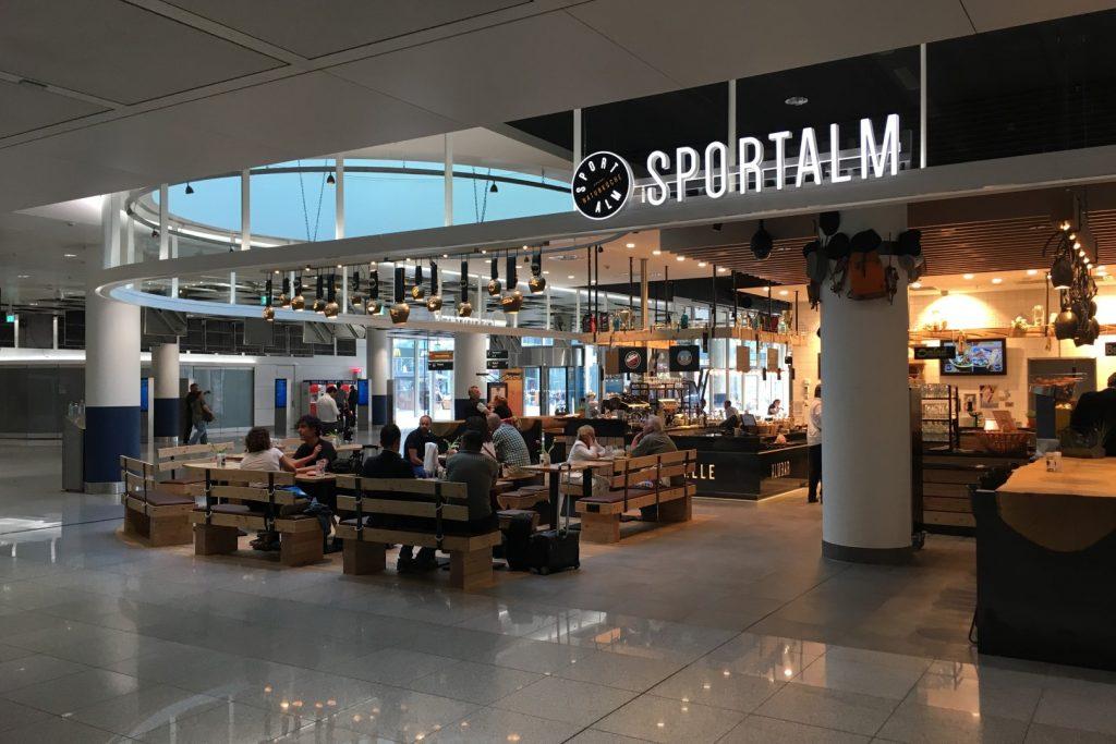 Flughafen München - Bar