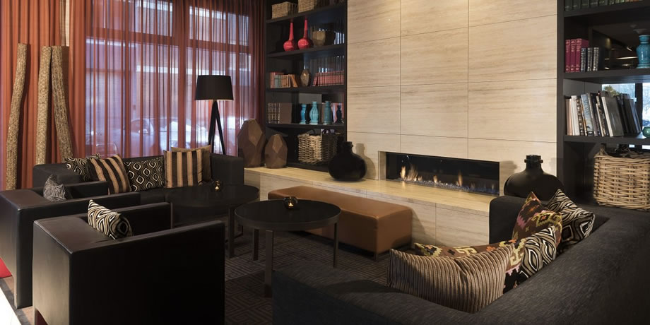 Hotel M-Suites München - Lobby