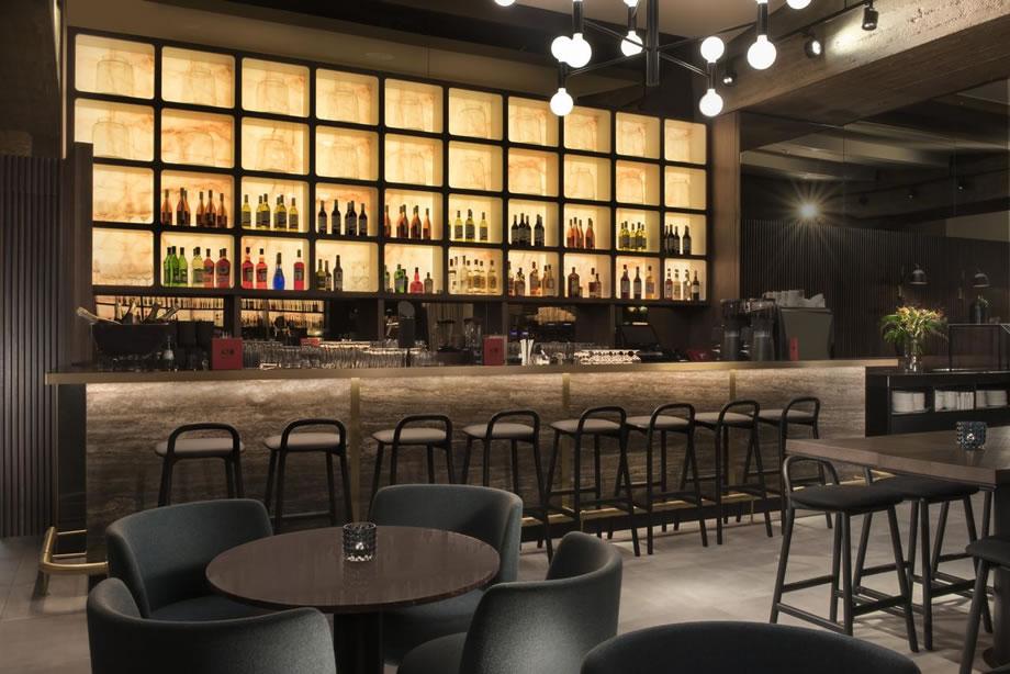 Hotel M-Suites München - Bar Lobby