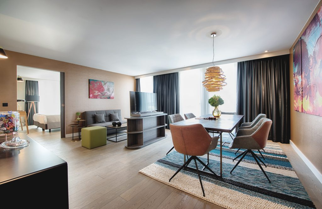 Leonardo Hotel München Ost - Suite
