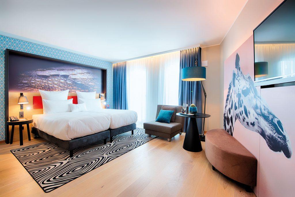 NYX Hotel München - Zimmer