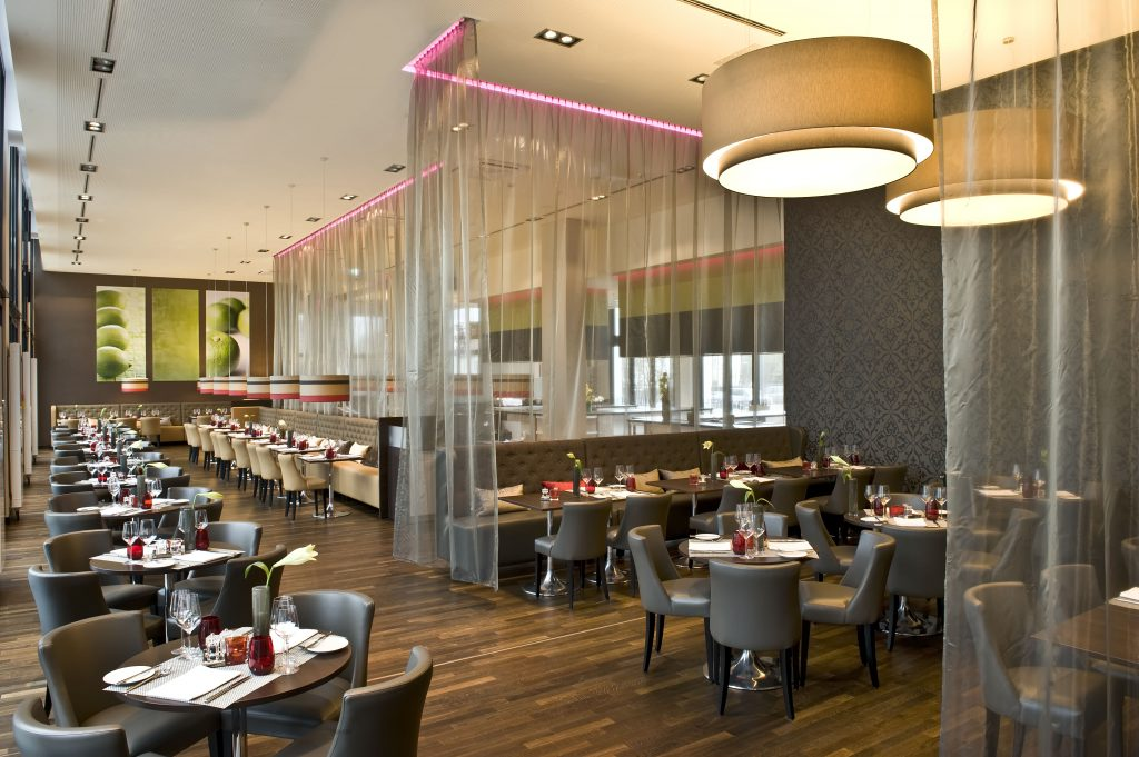 Leonardo Hotel München - Restaurant