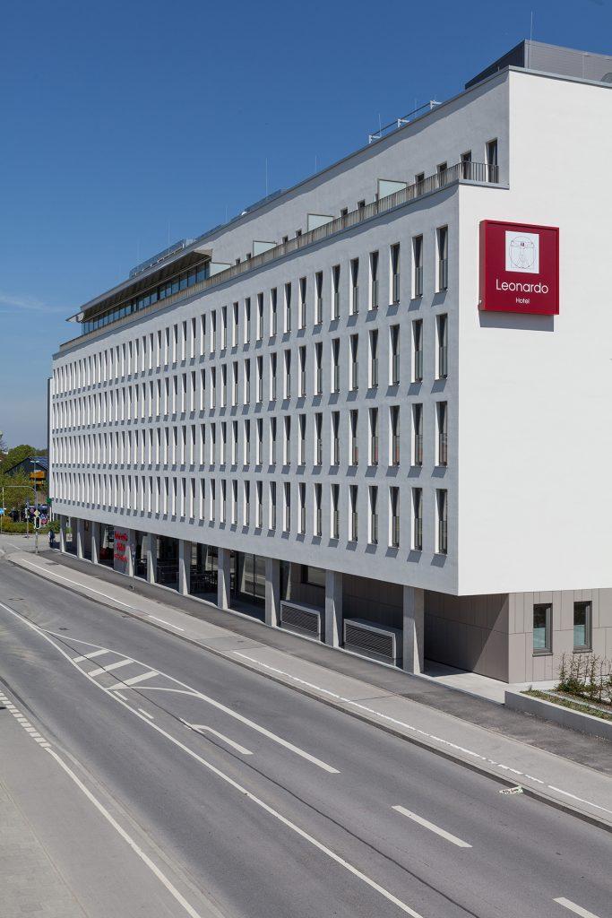 Leonardo Hotel Munich South - Südansicht