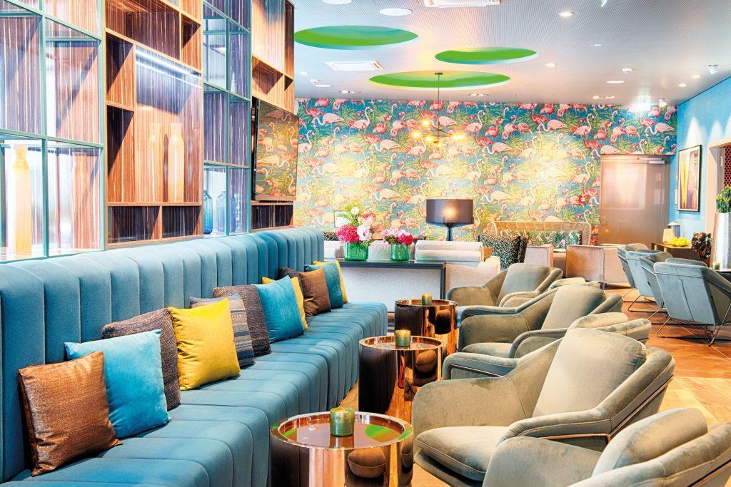 NYX Hotel München - Lobby