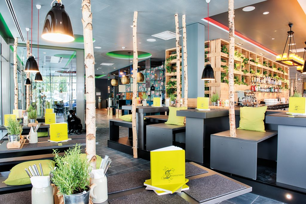 NYX Hotel München - Restaurant