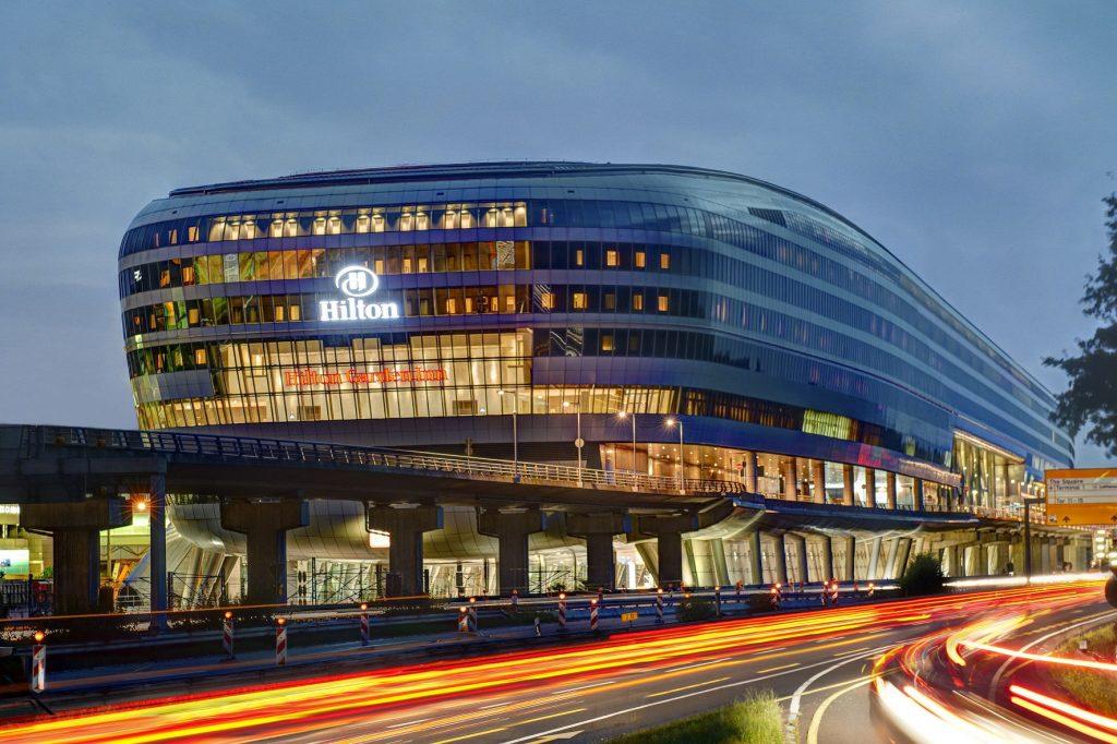 Hilton Squaire Frankfurt am Main - Aussenansicht