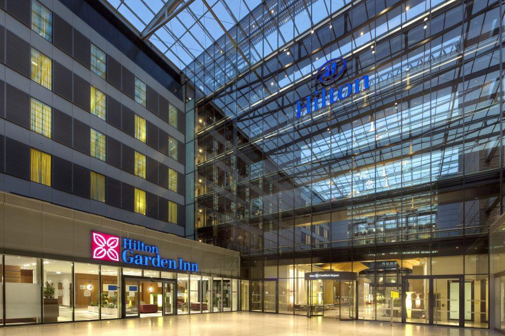 Hilton Squaire Frankfurt am Main - Atrium