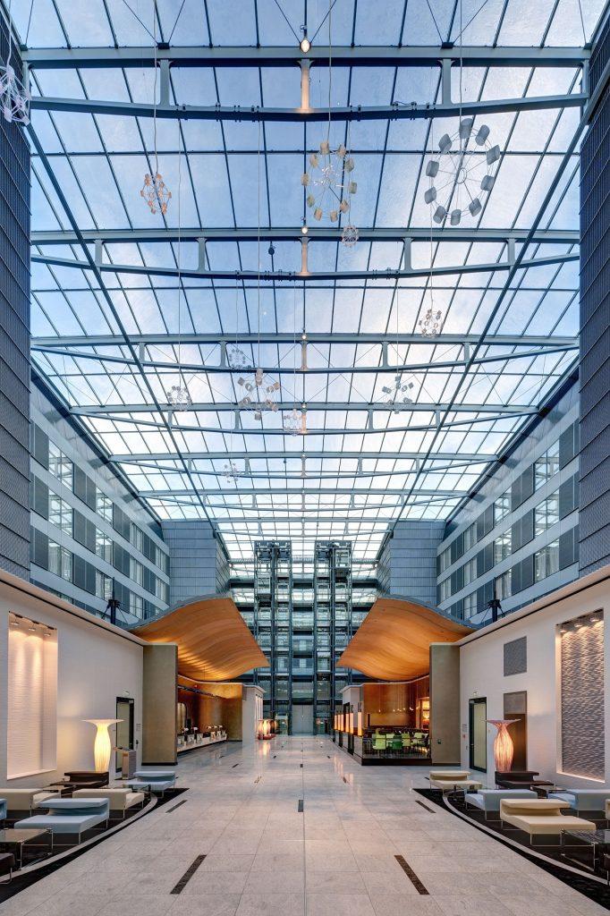 Hilton Squaire Frankfurt am Main - Lobby