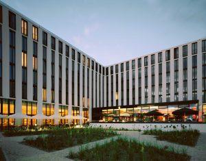 Leonardo Hotel München - Fassade
