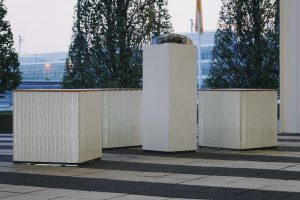 Sitzecke - Terminal 2 Flughafen München